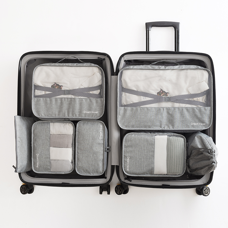 Travel Pack Bag Set